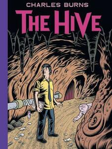 The Hive - Charles Burns - cover