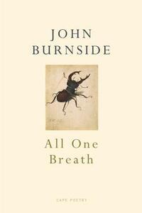 All One Breath - John Burnside - cover