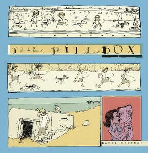 The Pillbox - David Hughes - cover