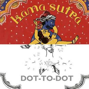Kama Sutra Dot-to-Dot - cover