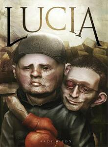 Lucia - Andy Hixon - cover