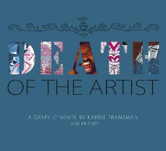 Death of the Artist - Karrie Fransman - cover
