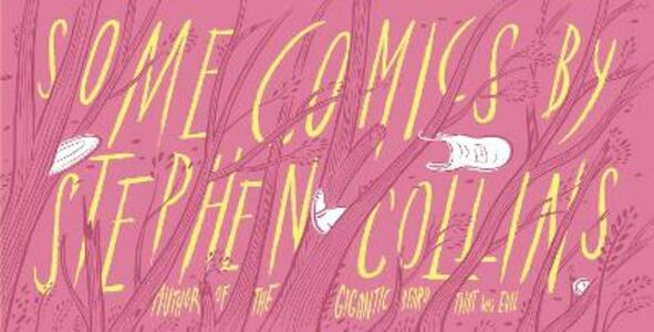 Some Comics by Stephen Collins - Stephen Collins - cover