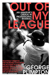 Out of my League - George Plimpton - cover