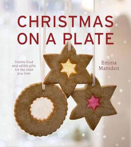 Christmas on a Plate - Emma Marsden - cover