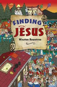 Finding Jesus - Winston Rowntree - cover