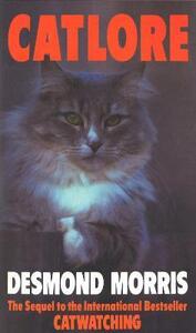 Catlore - Desmond Morris - cover