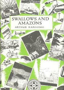 Swallows and Amazons - Arthur Ransome - cover