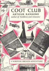 Coot Club - Arthur Ransome - cover