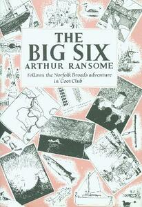 The Big Six - Arthur Ransome - cover