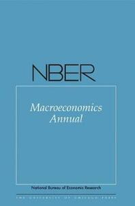NBER Macroeconomics Annual - cover
