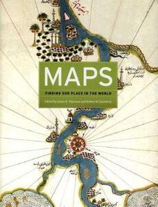Maps: Finding Our Place in the World - cover