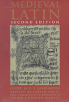 Medieval Latin - Second Edition - K. P. Harrington,Joseph Pucci - cover