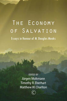 The Economy of Salvation: Essays in Honour of M. Douglas Meeks - cover