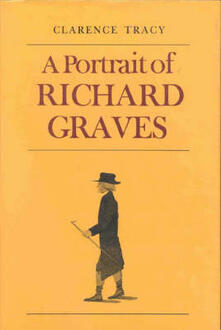 A Portrait of Richard Graves - Clarence Tracy - cover