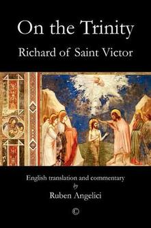 On the Trinity: English Translation and Commentary - Richard - cover