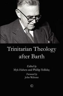 Trinitarian Theology after Barth - cover
