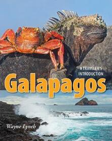 Galapagos: A Traveler's Introduction - Wayne Lynch - cover