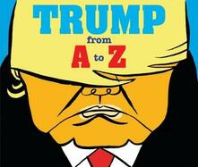 Trump: From A to Z - Herve Bourhis - cover