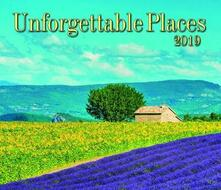 Unforgettable Places 2019 - Firefly Books - cover