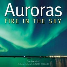 Auroras: Fire in the Sky - Dan Bortolotti - cover