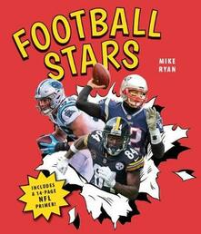 Football Stars - Mike Ryan - cover