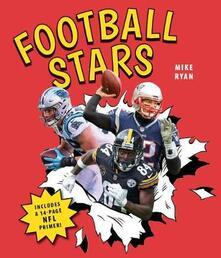 Football Stars - Mike Ryan - cover
