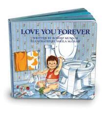 Love You Forever - Robert Munsch - cover