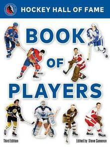 Hockey Hall of Fame Book of Players - cover