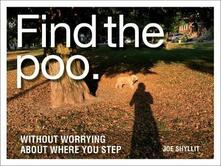 Find the Poo: Without Worrying about Where You Step - Joe Shylitt - cover