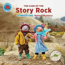 The Case of the Story Rock - Eric Hogan,Tara Hungerford - cover