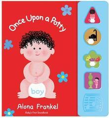 Once Upon a Potty -- Boy - Alona Frankel - cover