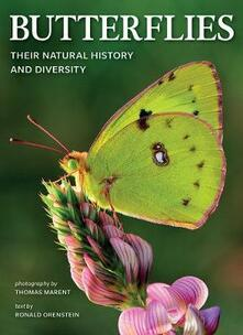 Butterflies: Their Natural History and Diversity - Ronald Orenstein - cover