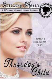 Thursday's Child - Rosemary Morris - cover