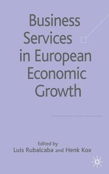Business Services in European Economic Growth - cover