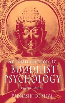 An Introduction to Buddhist Psychology - Padmasiri De Silva - cover