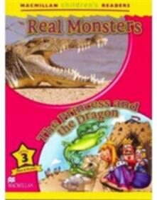 Macmillan Children's Readers Real Monsters International Level 3 - Paul Shipton - cover