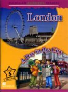 Macmillan Children's Readers London International Level 5 - Mark Ormerod - cover