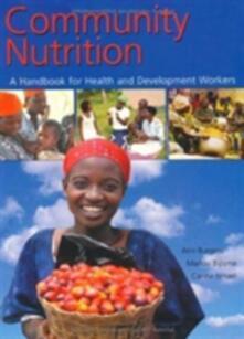 Community Nutrition - Ann Burgess - cover
