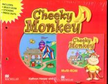 Cheeky Monkey Pupil's Book Pack 1 - Kathryn Harper,Claire Medwell - cover