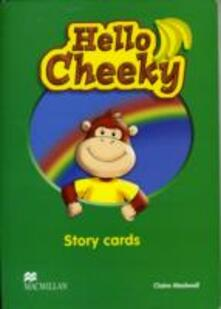 Hello Cheeky Story cards - Kathryn Harper - cover