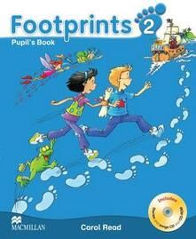 Footprints 2 Pupil's Book Pack - Carol Read - cover