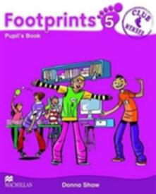 Footprints 5 Pupil's Book Pack - Donna Shaw - cover