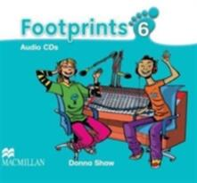 Footprints 6 Audio CDx4 - Donna Shaw - cover