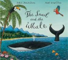 The Snail and the Whale Big Book - Julia Donaldson - cover
