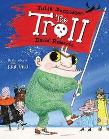The Troll - Julia Donaldson - cover