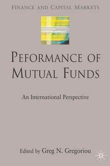 Performance of Mutual Funds: An International Perspective - cover