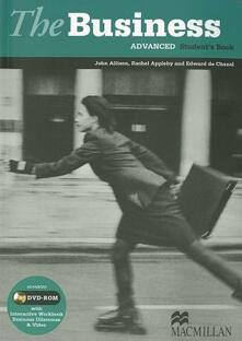 The Business Advanced Level Student's Book & DVD Pack - John Allison,Jeremy Townend - cover