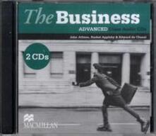 The Business Advanced Level Class Audio CDx2 - John Allison,Jeremy Townend - cover