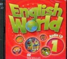 English World 1 Audio CDx2 - Mary Bowen - cover
